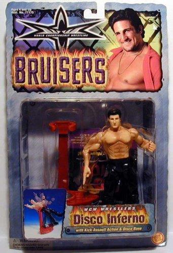 WCW Bruisers: Disco inferno