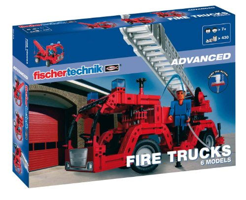 Fischertechnik 500879 - Fire Trucks