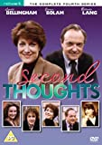 Second Thoughts - The Complete Series 4 [DVD]