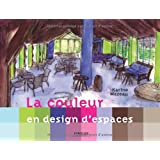La couleur en design d&#39;espacespar Karine Mazeau