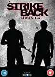 Strike Back - Series 1-4 Box Set [DVD]