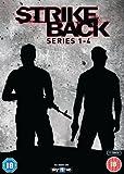 Strike Back Season 1 - 4 Box Set / ストライク バック シーズン 1 - 4 ボックスセット(DVD)(inport)