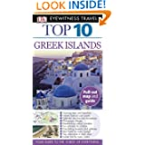 Top 10 Greek Islands (EYEWITNESS TOP 10 TRAVEL GUIDE)