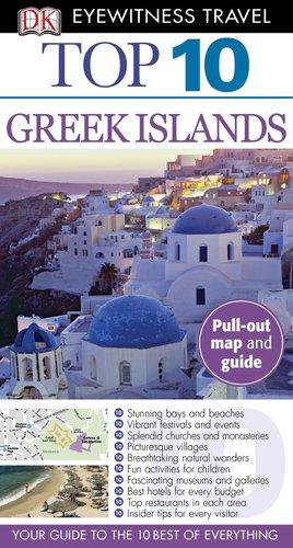 Top 10 Greek Islands (EYEWITNESS TOP 10 TRAVEL GUIDE)