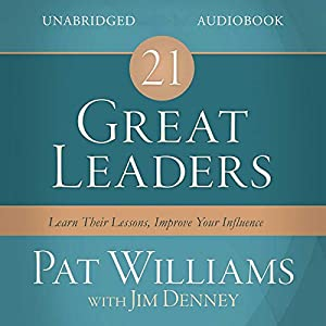 21 Great Leaders Audiobook