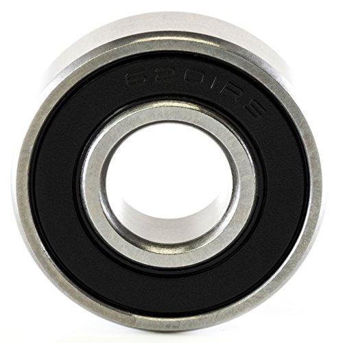 6201-8-2RS 12.7 x 32 x 10 Double Sealed Precision Ball Bearing CNC Slide Bushing