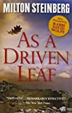 img - for As A Driven Leaf by Milton Steinberg (2015-06-01) book / textbook / text book