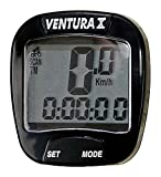 Ventura X Cycling Computer (Black) by Tour De France Tour De France