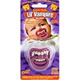 Lil' Vampire Baby Pacifier (Discontinued by Manufacturer)