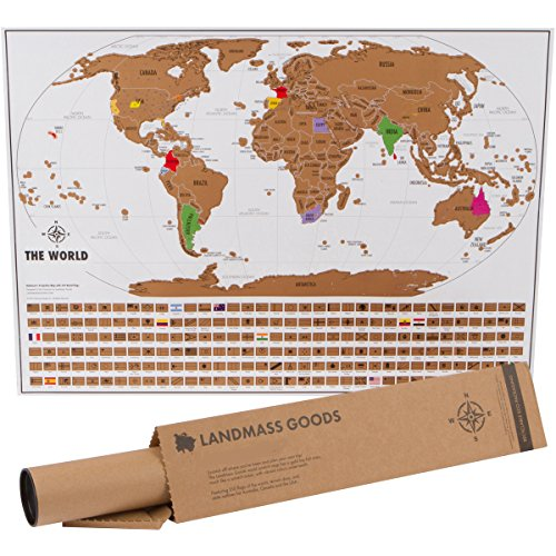 51 wxhjs1 lg scratch off world travel tracker map scratch your travels us states flags gumiabroncs Images
