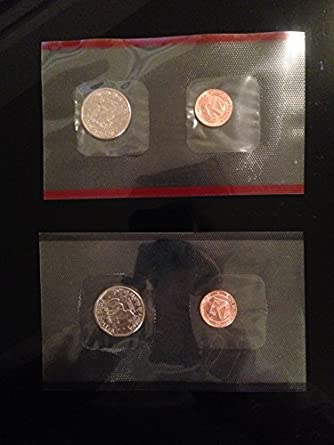 1999 susan b anthony uncirculated coin set