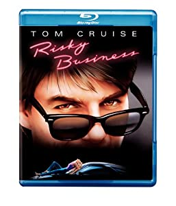 "Cover of ""Risky Business"""