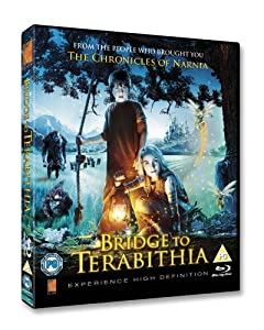 Bridge To Terabithia [Blu-ray] [Import anglais]