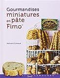 Gourmandises miniatures en pâte fimo