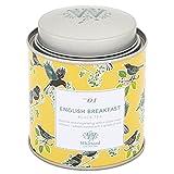 英国 Whittard (ウィッタード) イングリッシュブレックファスト リーフティー ギフト缶 Tea Discoveries English Breakfast Caddy [並行輸入品]
