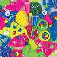 Pinata Toy Mix 64 pcs by Rhode Island Novelty