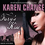 Fury's Kiss: Midnight's Daughter, Book 3 | Karen Chance