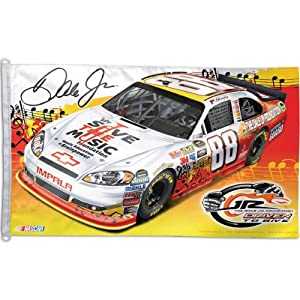 NASCAR Dale Earnhardt Jr. VH1 Style 3-by-5 Foot Flag by WinCraft