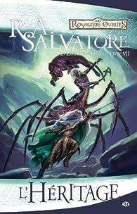 R.A. Salvatore - La Légende de Drizzt, tomes 1 à 3