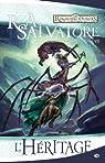 Les Royaumes Oubliés - La Légende de Drizzt, tome 7 : L'héritage par Salvatore