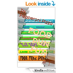 Amazon.com: Food Pun Fun: # 1 (Food Fun Puns) eBook: Pepperoni Pizza