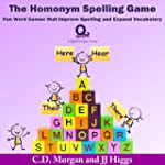 The Homonym Spelling Game: Fun Word G...