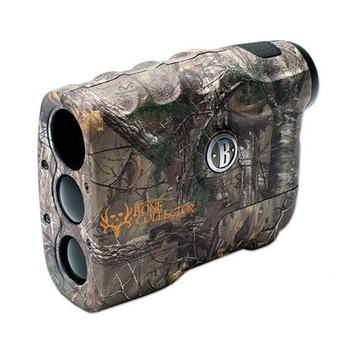 Bushnell Bus-202208 / 4X20 Bone Collector Lrf, Realtree Xtra - 9-Volt Battery And Case Included /Rainproof