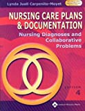 img - for Nursing Care Plans & Documentation: Nursing Diagnosis & Collaborative Problems 4th edition book / textbook / text book