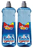 Finish Rinse Aid Pack (2 x 800ml) Shine & Dry