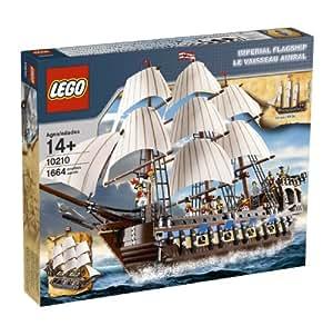 LEGO - 10210 - Jeu de construction - LEGO Creator - Le vaisseau amiral