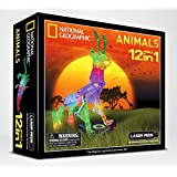 Laser Pegs 12 in 1 Animals Construction Set