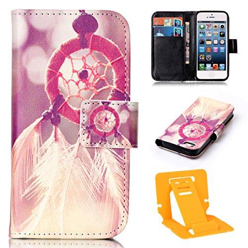 iphone-5-iphone-5s-cover-portafoglio-iphone-se-custodia-pelle-ekakashop-2016-neo-morbida-rigida-cord