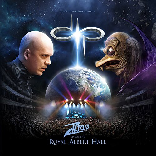 Devin Townsend Presents: Ziltoid Live At The Royal Albert Ha [3 CD + 1 BR + 2 DVD]