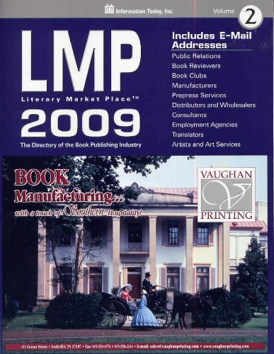 lmp-2009-literary-market-place-the-directory-of-the-american-book-publishing-industry-with-industry-