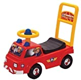 Fireman Sam Jupiter Ride-On Age 1+ (Toddler) - Boys Outdoor Toy
