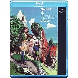 Mahler 4 [Blu-ray]