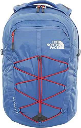 The North Face Borealis Sac à dos Moonlight Blue/Rouge Taille Unique