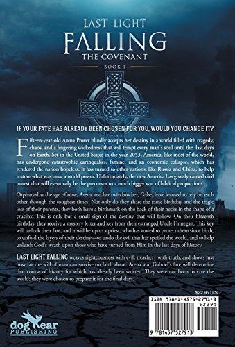 Last Light Falling: The Covenant, Book 1