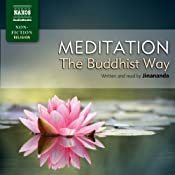 Jinananda: Meditation - The Buddhist Way (Unabridged) | [Jinananda]