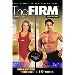 The Firm Parts: 5-Day Abs/Tough Tape