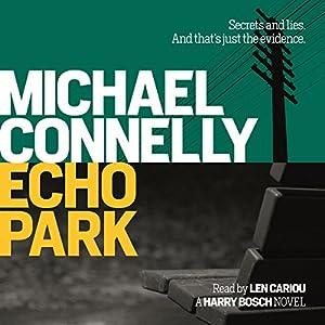 Echo Park Hörbuch