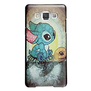 Classic Printed hard Plastic Back Cover Case for Samsung Galaxy A5