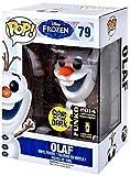2014 Exclusivo Funko Pop Disney Frozen Vinilo Olaf (Brilla En La Oscuridad)