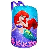 Disney Little Mermaid 30 x 54 inch Slumber Bag with Backpack