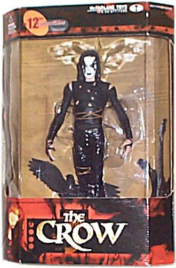 Picture of McFarlane The Crow Eric Draven Movie Maniacs 12