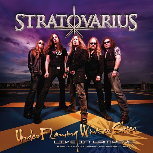 Under Flaming Winter Skies [2 CD] by Stratovarius (2012-08-28)