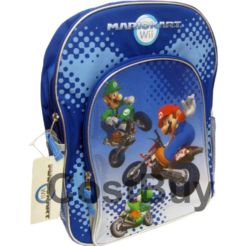 Nintendo Super Mario School Backpack