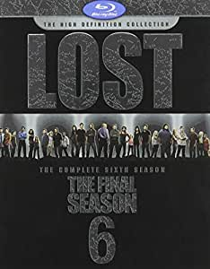 Lost Season 6: The Final Season - 5-DISC BD [Blu-ray]