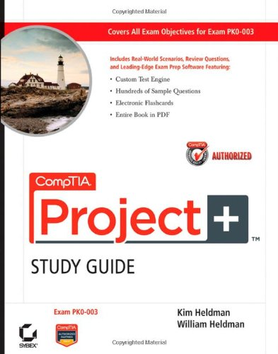 CompTIA Project  Study Guide Authorized Courseware: Exam PK0-003