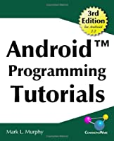 Android Programming Tutorials, 3rd Edition ebook download